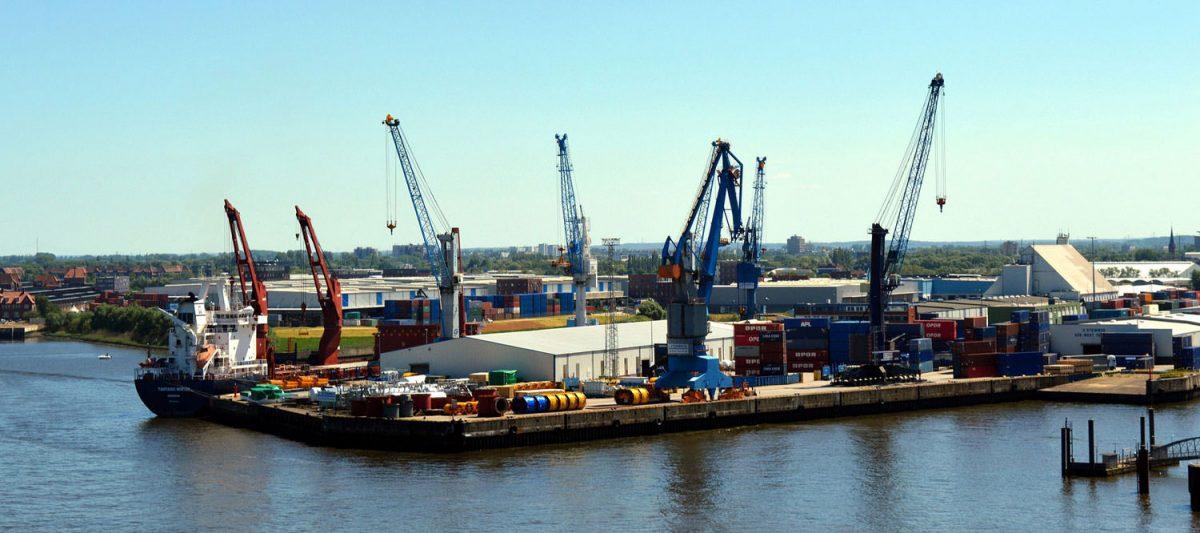Hafen Hamburg-Harburg